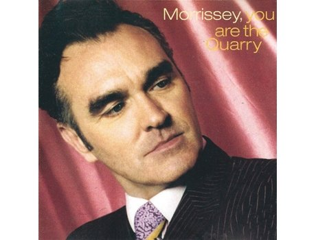 CD Morrissey - You Are The Quarry