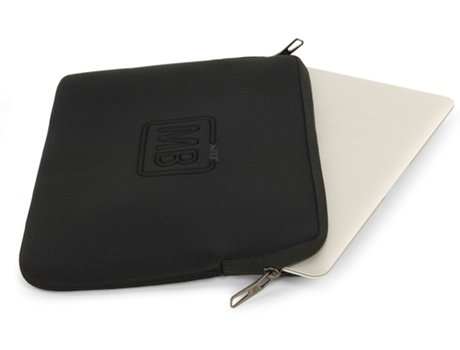 TUCANO Elements (MacBook Pro 13 Retina - Preto) — Para Tablet até 13''