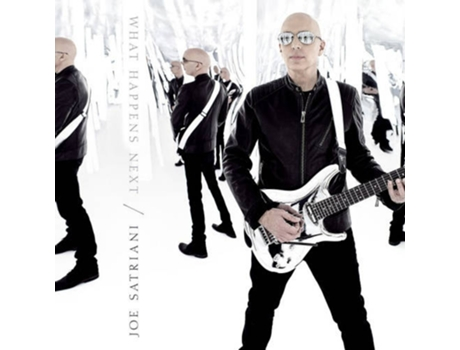 CD Joe Satriani - What Happens Next — Pop-Rock