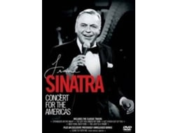 DVD Frank Sinatra - Concert For Americas — Jazz