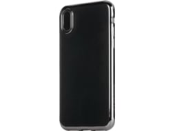 Capa TUCANO Elektro Flex iPhone X Preto — Compatibilidade: iPhone X