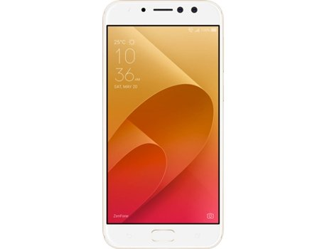 "Smartphone ASUS Zenfone 4 64 GB Selfie Pro Sunlight Gold — Android 7.0/ 5.5"" / Qualcomm Snapdragon 625 1.4 GHz"