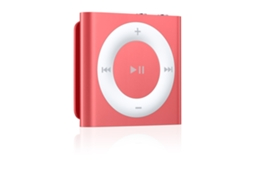 Leitor MP3 APPLE iPod Shuffle 2GB Rosa — 2GB | USB
