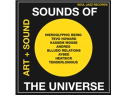 CD Sounds Of The Universe (Art + Sound)