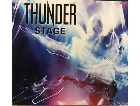 CD+Blu-ray Thunder  - Stage
