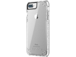 Capa GRIFFIN Clear iPhone 6 Plus, 6s Plus, 7 Plus, 8 Plus transparente — Compatibilidade: iPhone 6 Plus, 6s Plus, 7 Plus, 8 Plus