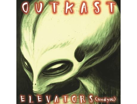 Vinil Outkast - Elevators — Pop-Rock