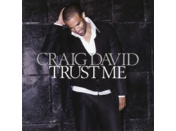 CD Craig David - Trust Me — Pop-Rock