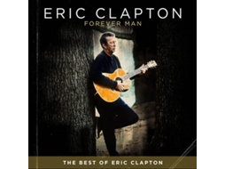 CD Eric Clapton - Forever Man — Pop-Rock