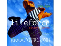 CD Stuart Jones - Lifeforce