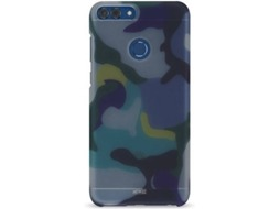 Capa ARTWIZZ Camuflage Huawei PSmart Multicor — Compatibilidade: Huawei PSmart