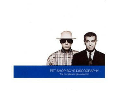 CD Pet Shop Boys - Discography — Alternativa/Indie/Folk