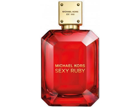Perfume Mulher Sexy Ruby Michael Kors EDP - 100 ml