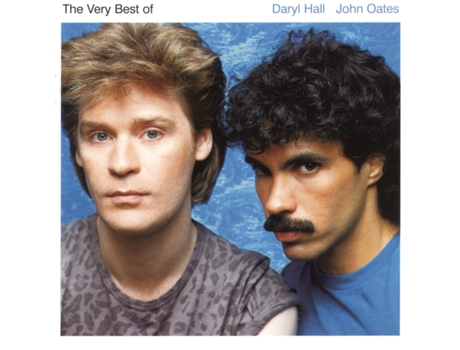 CD Daryl Hall & John Oates - The Very Best of Daryl Hall & John Oates — Pop-Rock
