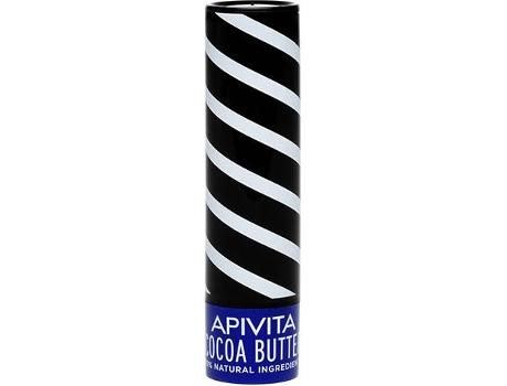 Batom APIVITA SPF20 Manteiga de cacau  (4,4gr)