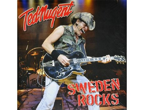 CD Ted Nugent - Sweden Rocks