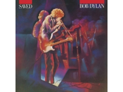 Vinil LP Bob Dylan - Saved — Pop-Rock