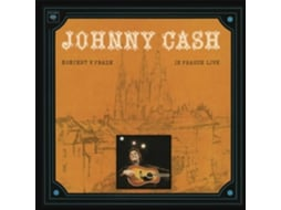 CD Johnny Cash - Koncert v Praze — Soul / Hip-Hop / ReB