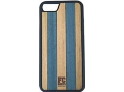 Capa G-CODE FCP combo riscas iPhone 7, 8 Castanho — Compatibilidade: iPhone 7, 8