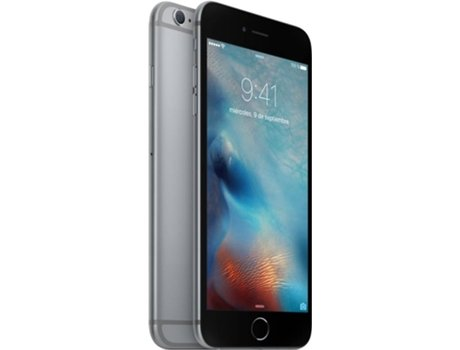 Smartphone APPLE iPhone 6s Plus 32GB Cinzento sideral — iOS 10 | 5.5'' | A9
