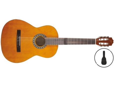 OQAN - Guitarra Clássica OQAN QGC-15 GB (19 Trastes - Corpo: Madeira de Tília)