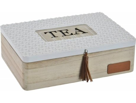 Caixa de Chá ITEM Tea is All You Need 24x18 — Boho-Étnico