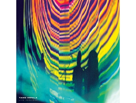 Vinil Tame Impala - Live Versions — Pop-Rock Internacional