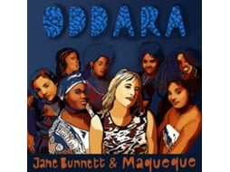 CD Jane Bunnett and Maqueque - Oddara
