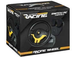 Volante Nintendo Switch INDECA Racing 2018 — Nintendo Switch