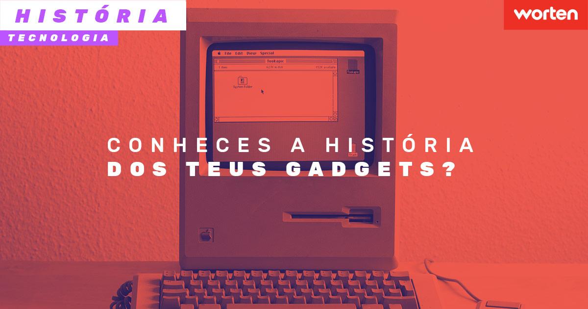 história da evolução da tecnologia