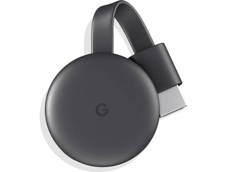 Dongle GOOGLE Chromecast 3 — Android / iOS