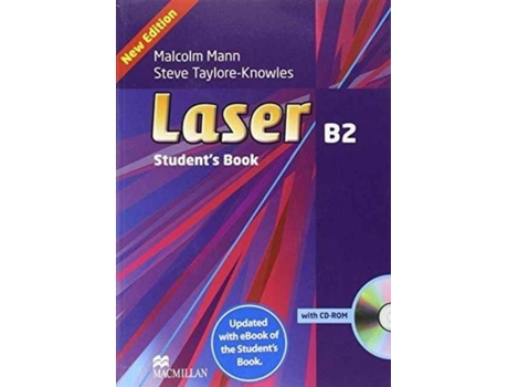 MACMILLAN - MACMILLAN Bloco Pedagógico Laser B2  (eBook) (Inglês)