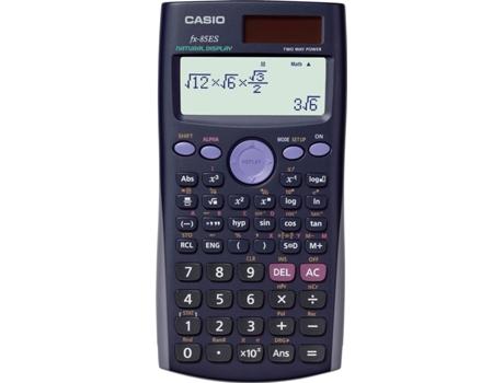 bdf06cc25b7 Calculadora CASIO FX-85ES