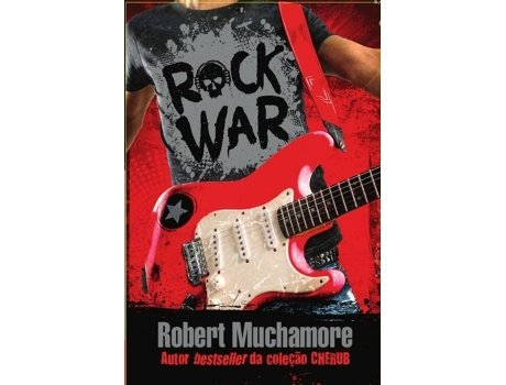 Livro Rock War — Do autor Robert Muchamore