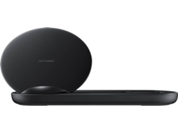 Carregador SAMSUNG Charger Duo Preto — Wireless | Tipo C