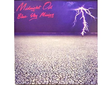 CD Midnight Oil - Blue Sky Mining