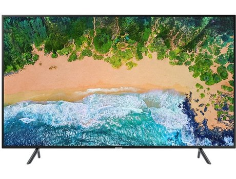 TV LED 4K Ultra HD Smart 55'' SAMSUNG UE55NU7105KXXC — 4K Ultra HD