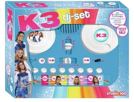 STUDIO 100 - Brinquedo Musical STUDIO 100 MEK3N0001790