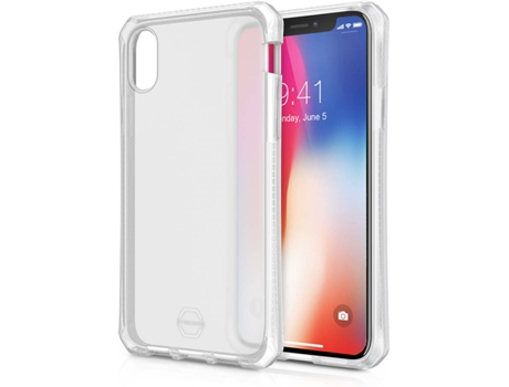 Capa ITSKINS Supreme iPhone X Transparente — Compatibilidade: iPhone X