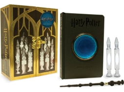 Livro Harry Potter Pensieve Memory Set