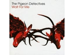 CD The Pigeon Detectives - Wait For Me