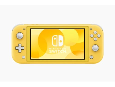 Consola Nintendo Switch Lite (32 GB - Amarela)