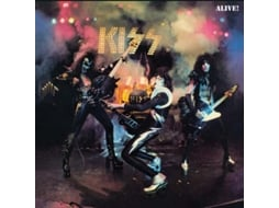 Vinil Kiss: Alive — Pop-Rock