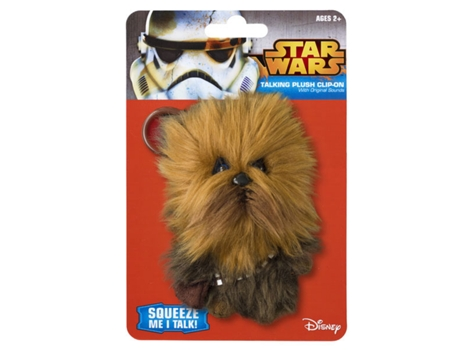 Mini Porta-Chaves STAR WARS Chewbacca — Star Wars