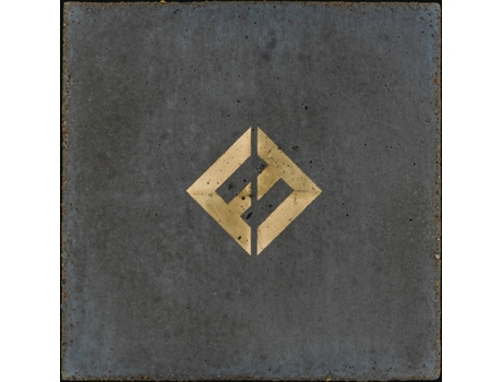 CD Foo Fighters - Concrete And Gold — Pop-Rock