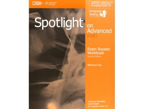 Livro Spotlight Cae Ejer+Cd de Carol Nuttall (Inglês)