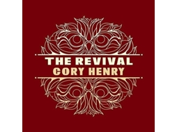 CD/DVD Cory Henry - The Revival — Clássica