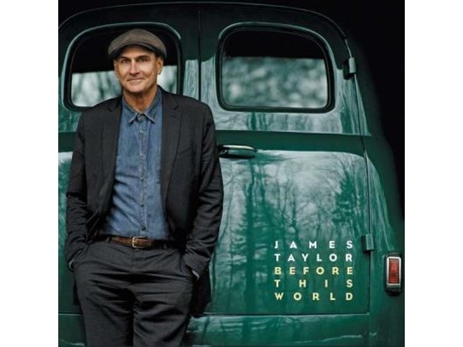 CD James Taylor - Before This World — Pop-Rock