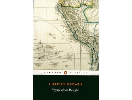 Livro The Voyage Of The Beagle de Charles Darwin