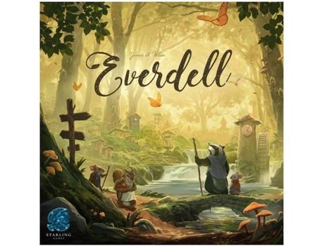 STARLING GAMES - Jogo de Tabuleiro STARLING GAMES Everdell (Inglês - Idade Mínima: 13)